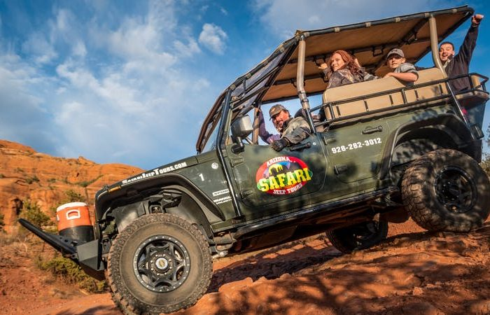 Jeep Safari Turu