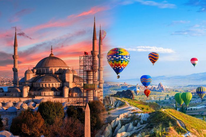 İstanbul & Kapadokya