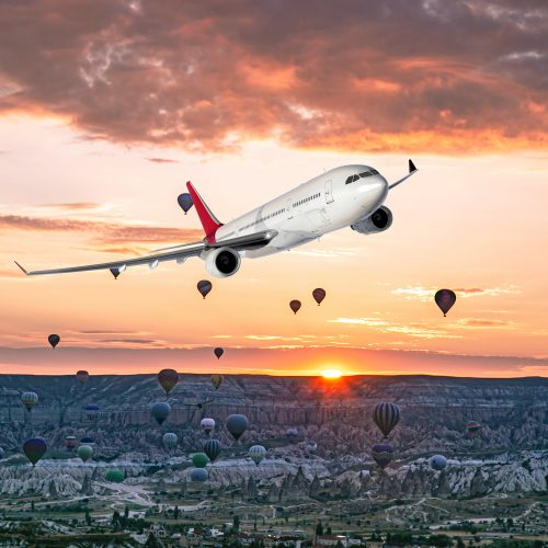 Kapadokya (By Flight)