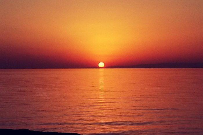 Sulu Ada (Gün Batımı)