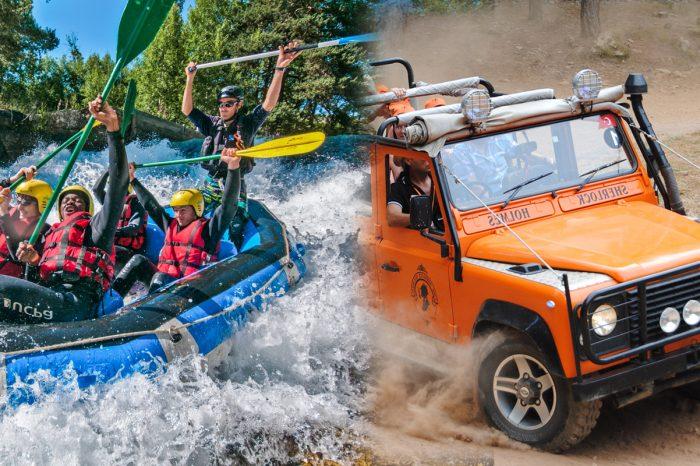 Rafting & Jeep Safari