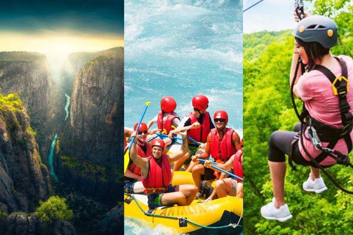 Kanyon&Rafting&Zipline